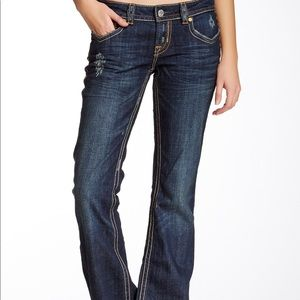 NWT Mek Bootcut jeans